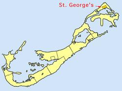 Lokalizacja na Bermudach
