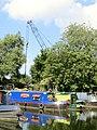 Boatyard at Stibbington - August 2013 - panoramio.jpg