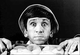 Bob Denver in Gilligan's Island
