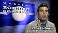 Bobak Ferdowsi, Cassini Scientist of the Day.jpg