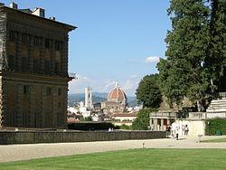 panorama dal forte belvedere