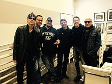 Bodeans Rock n' Roll Hall of Fame.JPG