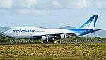 Boeing 747-400 (Corsair) (22410739662).jpg
