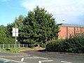 Bolebridge Island, Car park (26) - geograph.org.uk - 1033975.jpg