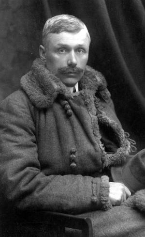 Bolesław Roja - Bolesław Roja with the Polish parliament Sejm