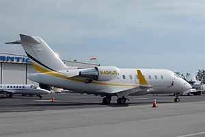 Bombardier Challenger 600 series - 2010 Bombardier Challenger 600 2B16