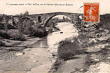 Pont Julienne в начале 20 в