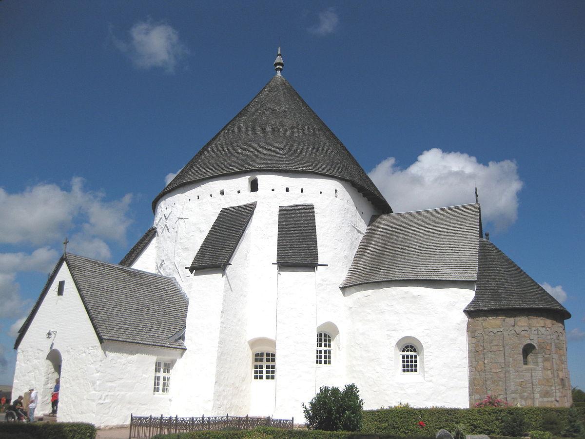 Østerlars Kirke - Wikipedia, den frie encyklopædi