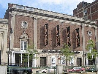 Boston University College of Fine Arts - The Boston University Theatre on Huntington Avenue