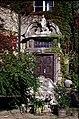 Botanisches Institut Tür beim Irisgarten ca2009.jpg