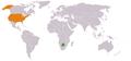 Botswana USA Locator.png