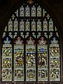 Bottesford, St Mary's window (Revised) (28395499296).jpg
