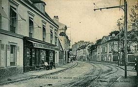 Rue De Saint Cloud  Ville D Avray