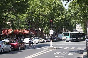Boulevard Saint-Michel 1 June 2010.jpg