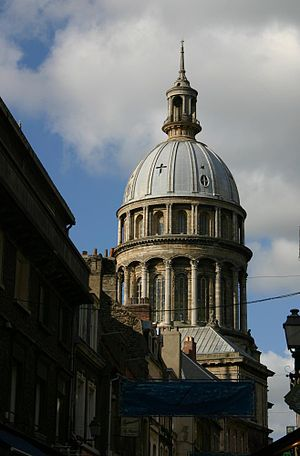 Basilica of Notre-Dame de Boulogne - Basilica of Notre-Dame