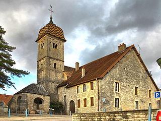 Boussières Commune in Bourgogne-Franche-Comté, France