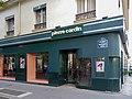 Boutique Pierre Cardin à l'angle de l'avenue de Marigny et de la rue du Faubourg-Saint-Honoré.jpg