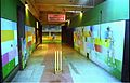 Bowling Speed Measurement - Popular Science Gallery - BITM - Calcutta 2000 082.JPG