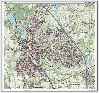 Boxtel - Image: Boxtel plaats Open Topo