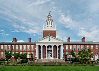 Bridgewater State University - Boyden Hall