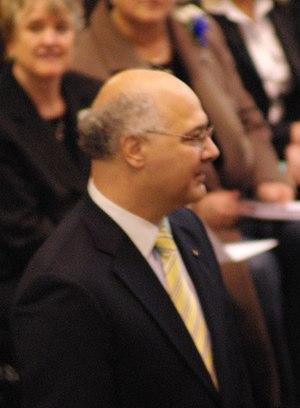 Brad Avakian - Avakian at opening of 2009 legislature