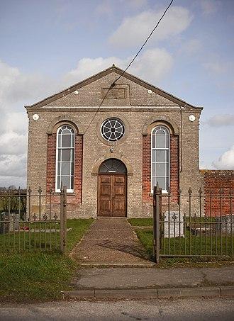 Bradfield Combust - Bradfield Combust Methodist Church