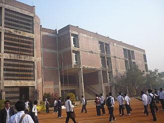 Monipur High School - MUB Branch-1 building