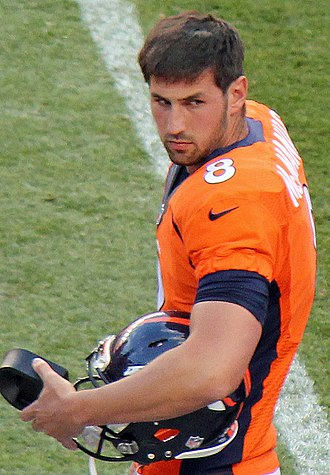 Brandon McManus - McManus with the Denver Broncos in 2015