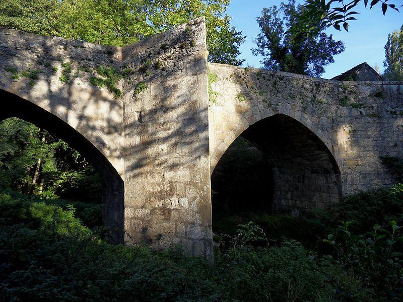 Pont sur le Gaduet, C.D. 280 (Inscrit, 1971)