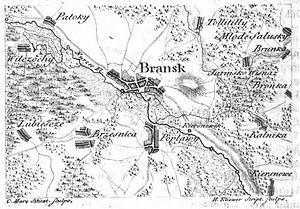 Brańsk - Bránsk 1804