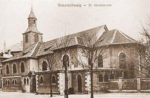 Hermann Korb - Image: Braunschweig Brunswick Nicolai Kirche