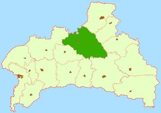 Agrotown Volya - Image: Brest Oblast Ivacevičy