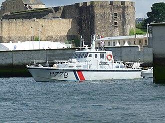Maritime Gendarmerie - Image: Brest 2012 P778 Gendarmerie Maritime