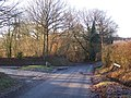 Brick Kiln Lane Junction on Spelmonden Road - geograph.org.uk - 1652888.jpg
