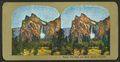 Bridal Veil Falls and Three Graces, Yosemite, from Robert N. Dennis collection of stereoscopic views 3.png