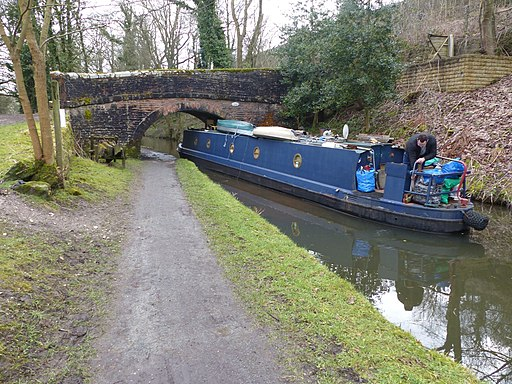 Bridge 29, Peak Forest Canal