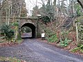 Bridge on the (former) Hexham to Allendale branch line at Langley - geograph.org.uk - 621404.jpg