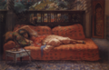Bridgman, Frederick Arthur - The Siesta (Afternoon in Dreams).png