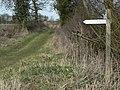 Bridleway to Bunny - geograph.org.uk - 1771565.jpg