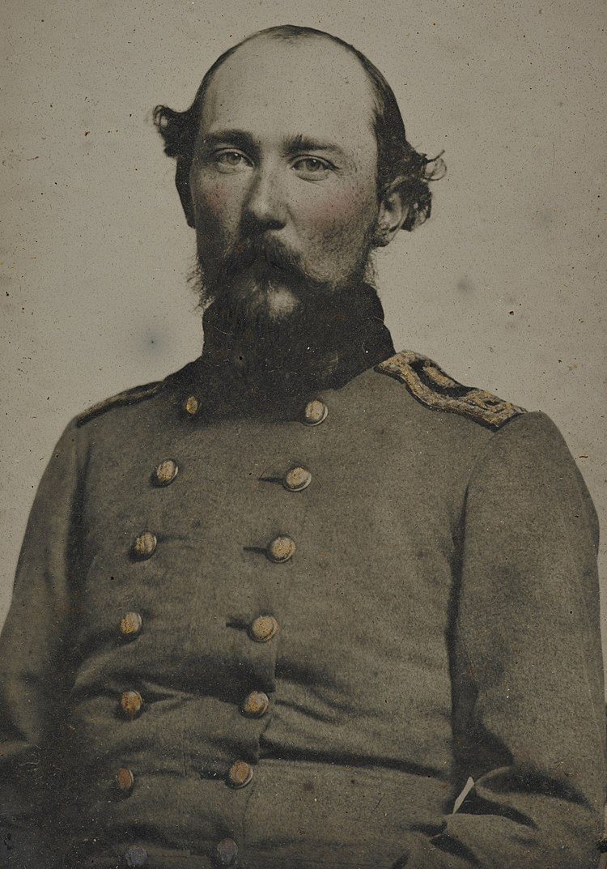 Brigadier General Benjamin Hardin Helm (1831-1863)