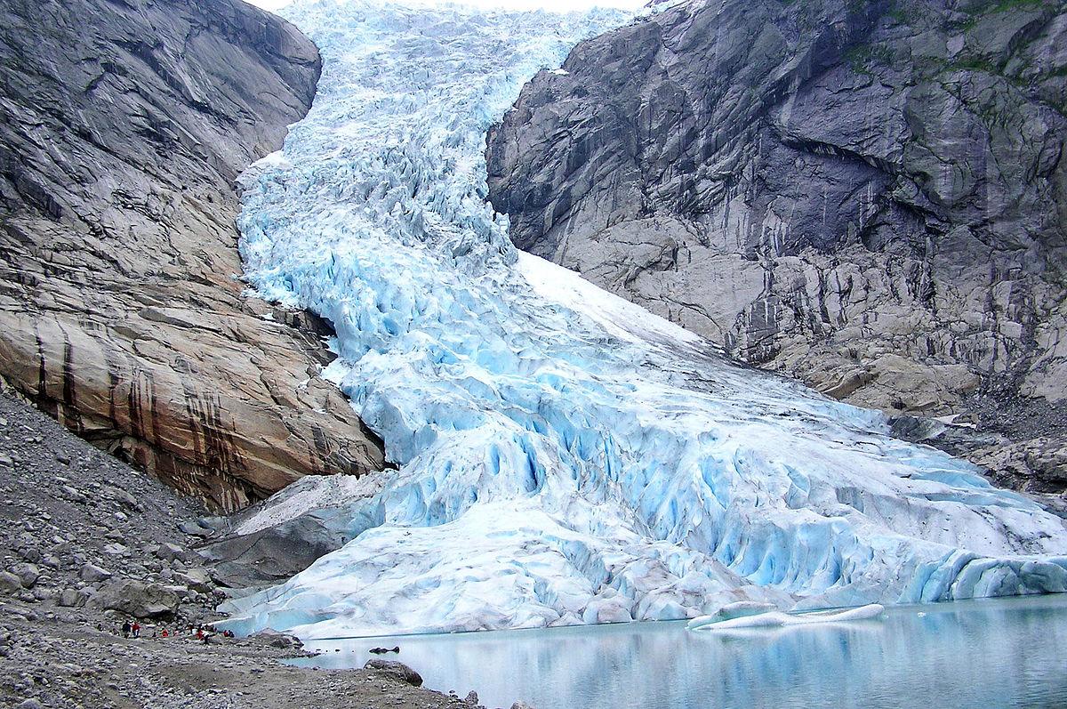 Resultado de imagen de glaciar
