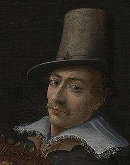 Bril, Paul - Self-Portrait - 1595-1600 (cropped)