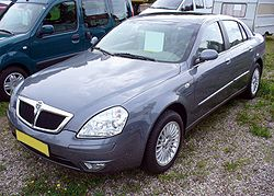 Brilliance BS6 (2004–2007)
