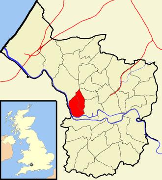 Clifton, Bristol - Image: Bristol clifton