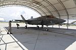 British Armed Forces attached to Marine Fighter Attack Training Squadron 501 recieve a new F-35B Lightning II 160715-M-RZ485-032.jpg