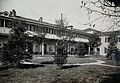 British Red Cross Hospital, Turin; buildings and lawn. Photo Wellcome V0029303.jpg