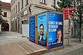 Brno, Česká, stánek ODS před volbami 2020 (16.50.47).jpg