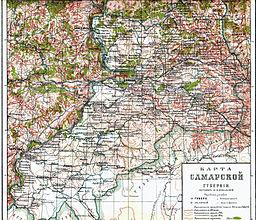 samara karta Guvernementet Samara – Wikipedia samara karta