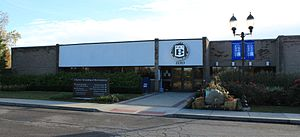 Brownstown Charter Township, Michigan - Image: Brownstown Charter Township Offices