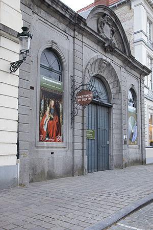 Groeningemuseum - The Groeningemuseum, Dijver 12, Bruges